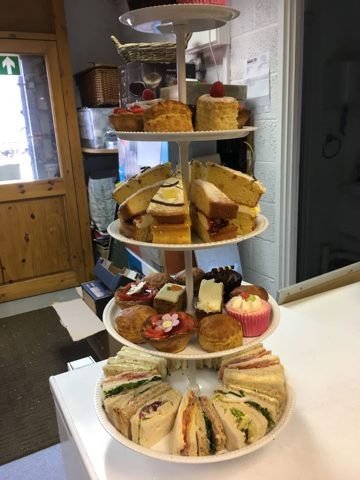 Afternoon Tea Delivery Kent | The Ashford Catering Company